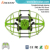 2.4G rc rugby flying micro drones toys with lights