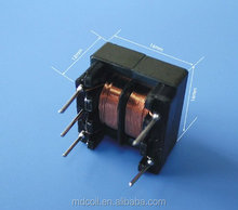 Low loss high saturation common mode inductor/ transformer/high voltage transformer