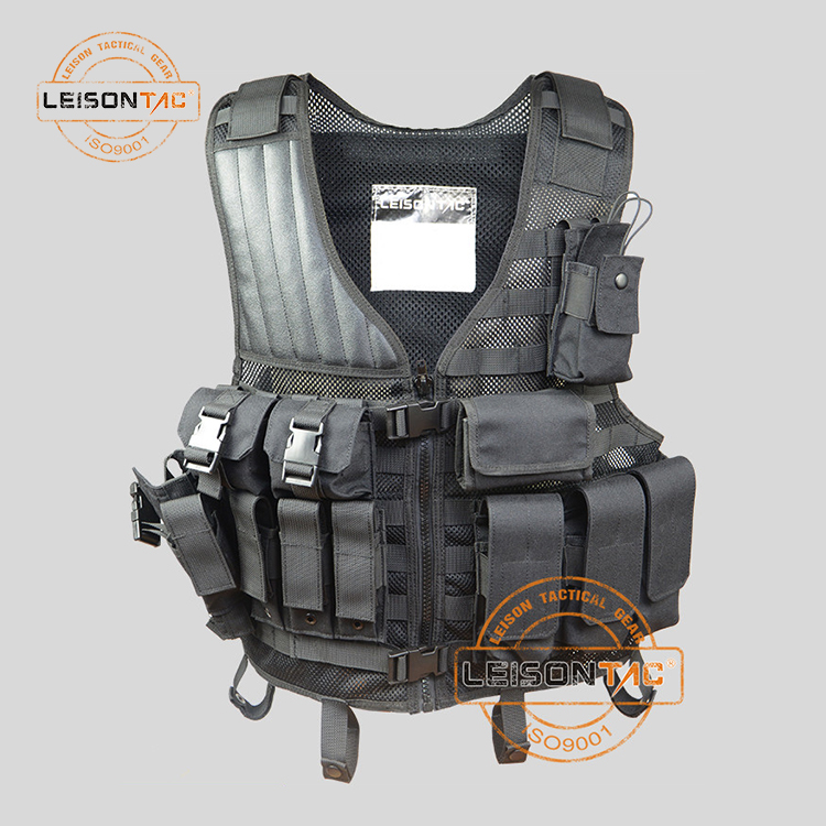 wholesale 1000D waterproof nylon army molle system Outdoor Adjustable hunting lightweight bullet proof military tactical vest