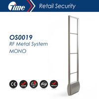 ONTIME OS0019 High quality EAS RF metal supermarket alarm anti-theft antenna smart security alarm system
