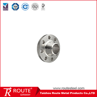 DIN PN40 stainless steel welding neck flange