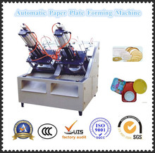 Automatic paper plate machine, disposable paper plate making machine, fully automatic paper dish forming machine
