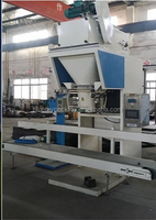 semi-automatic soyal meal packing mahcine