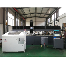 CNC water jet cutting machine for granite ,marble ,stone materials