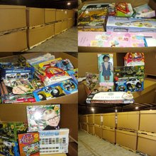 Mixed Truckload of Children's Toys