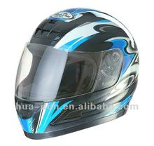 new and cool helmet sport motorcycle helmet with dual pc visors for racing and outdoor sport full face helmet HD-03B(X)