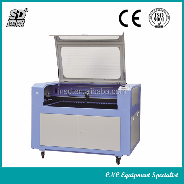 laser CO2 cutting and engraving machine 600*900 mm 80w RECI
