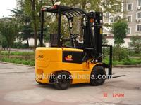 Electric Forklift JJCC CPD18 Chinese mini forklift for sale
