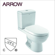 cheap price south american sanitary ware ceramic wc two piece toilet