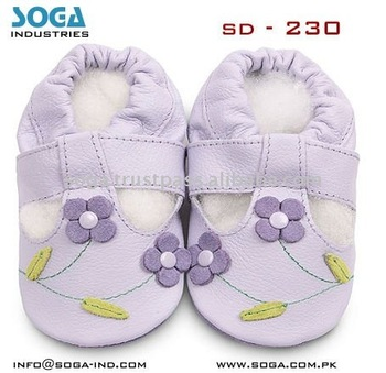 cute summer season leather baby shoes sandal 2011