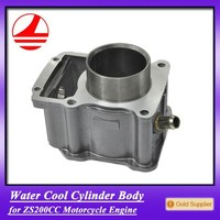 High Quality ZS200CC Motorbike Cylinder Block Chinese Motorcycle Engines