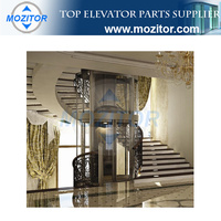 small residential home energy saving elevator|Indoor Home Elevator