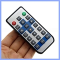 Multi Function Ultra-thin TV Remote Control 21 Keys Universal DVD Control Switch With 2x AAA Battery