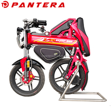 Chinese Cheap EEC Folding Pocket EEC 1500w Electric Moped Scooter for Adult
