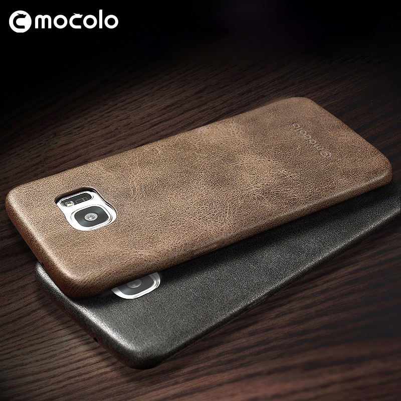 New Mocolo Leather Cover Case for Samsung Case with Retail Packaging forSamsung 4.7'' Back Cover
