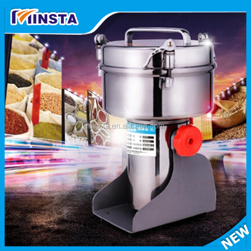 On promotion electric swing type grinder 1000 <strong>g</strong> , small spice power machine