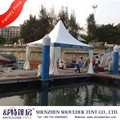 4x4m outdoor Summer Gazebo at factory price