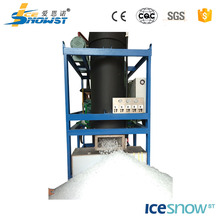 Safety with world famous compressor factory price tube ice machine