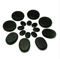 Personal hot Massage Stone for personal Spa beauty 16pcs per set with gift box
