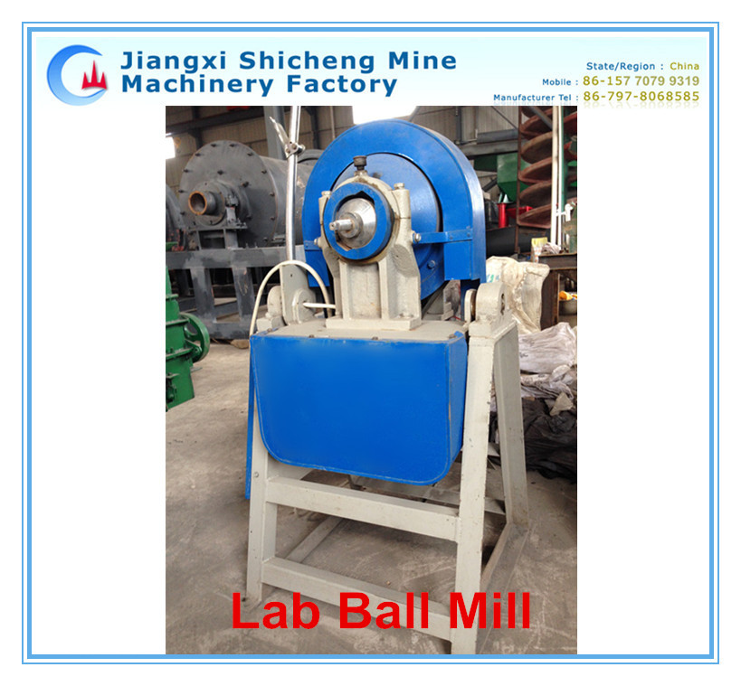 JXSC Mini Grinding Machine for Gold Mines Separation