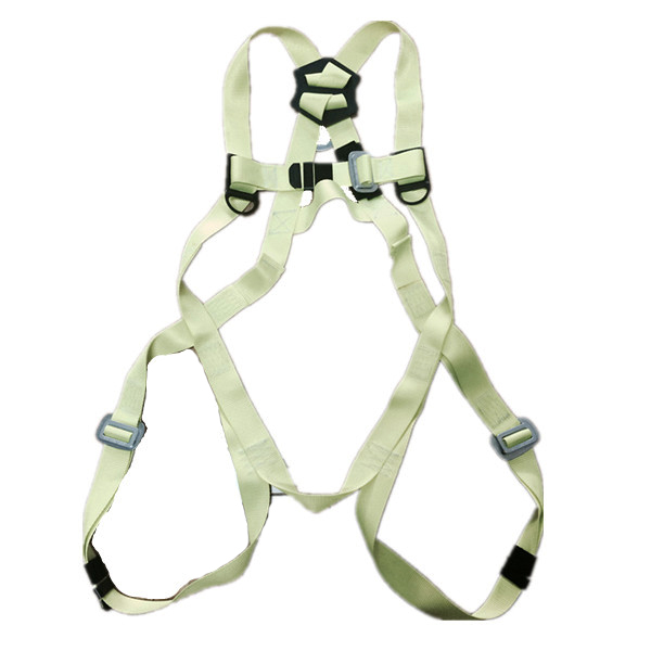 Flame Retardant Waterproof Fall safety harness safety belt lanyard