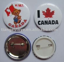 CANADA Style Button badge