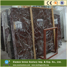 Rosa levanto red marble floor tile