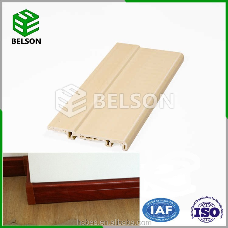 Furniture Accessories PVC Roll Floor Skirting