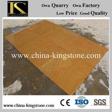 different types of yellow color wooden sandstone