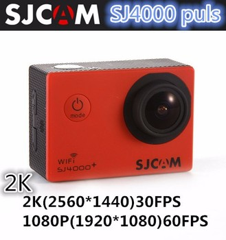 Original SJCAM Full HD NTK96660 2K sj4000plus wifi sport camera