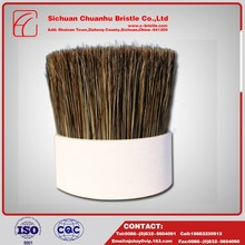 Cheap and high quality boiled bristle pig hair made of natural bristle