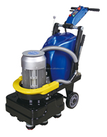2015 Best-selling competitive price concrete floor grinding machine with vacuuming -Factory direct sale