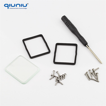 QIUNIU Fast Delivery Glass Lens Cover Housing Protecting Replacement Kit Set for Hero3 Waterproof housing Case