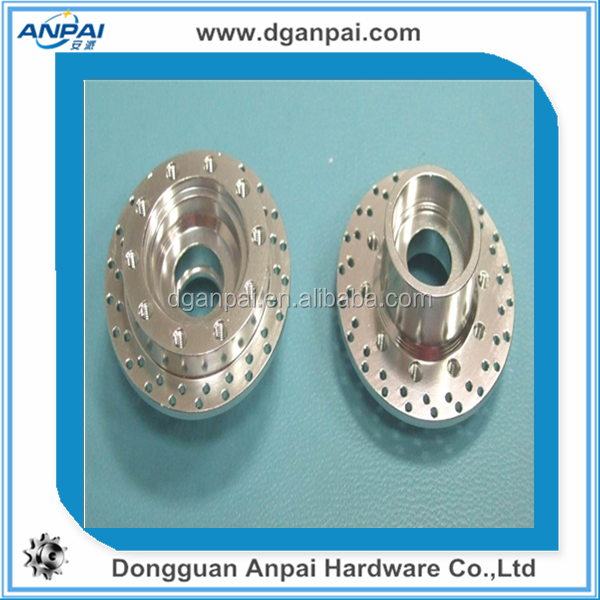 made in China best manufacturer!custom machining service aluminum alloy wheel hub