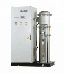 middle 300g/h ozone generator for drinking water disinfection
