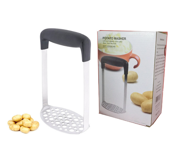 Wholesale 304 Stainless steel mash potato ricer masher