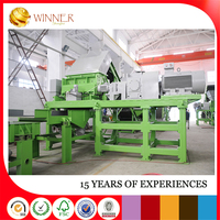 Turn-key Service Small Copper Cable Plastic Recycling Granulator