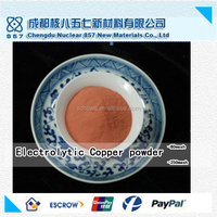 high grade Electrolytic Copper cu Powder , plant supplier , price for 1 kg