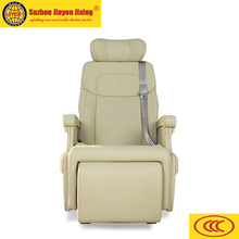 Luxury van seat with electric footrest JYJX-017-B