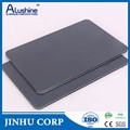 Aluminum sandwich panel for door and wall