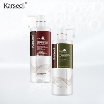 karseell wholesale oem odm for dry black hair salon shampoo brands