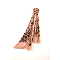 Fashion twill cotton keffiyeh arylic scarf