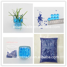wholesale magic dark blue crystal soil mud promotional water beads