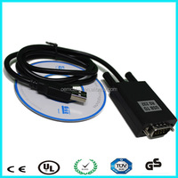 Factory wholesales price 9 pin usb rs232 adapter for laptop / PC