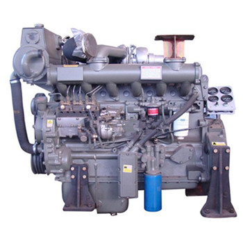 6 cylinders water cooling weifang diesel engine R6105AZLC for construction machinery