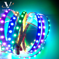 High Quality smart WS2812 Led Strip,adressable led strip WS2812B