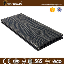 Coowin 3D Embossing Wpc Outdoor Flooring/decking/covering