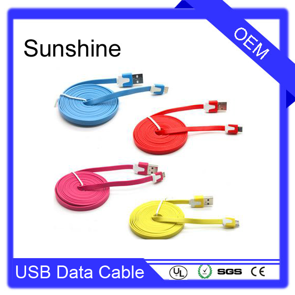 3.0 multi charge usb data cable for mobile phone