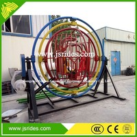 Outdoor Sporting Amusement Rides Standing Human