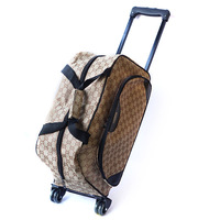 big high quality durable travel trolley bags
